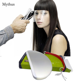 Styling Accessories Hair Care & Styling Bright 1pc Haircut Face Mask Hairspray Perfume Mask Shield Eyes Face Protector Plastic