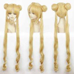 Wholesale Sailor Wig - Girl Sailor Moon Cosplay Costumes Wig Tsukino Usagi And Princess Serenity wig