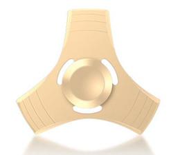 2017 nuovi stili Fidget Spinner di alta qualità EDC mano Spinner per autismo e ADHD tempo di rotazione lungo anti stress giocattoli regalo del capretto da