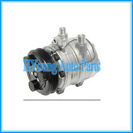 Wholesale Auto Air Condition Compressor - Factory direct sale High quality auto air conditioning compressor TM08 2pk Customize the freight