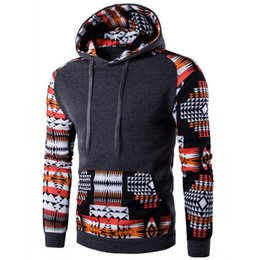 Wholesale Knit Sweaters For Winter Mens - Wholesale- 2016 New Autumn Winter Hooded Sweaters Men's Casual Sweater Mens Knitted Sweaters For Men Coats Hombre