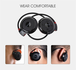 Wholesale Usb Music Note - Mini-503 Wireless Bluetooth Stereo Headset Handsfree Sports Music Headphone Earphone for iPhone 6 Plus Samsung Galaxy S6 S5 Note 4 OM-CC2
