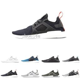 Wholesale Micro Glitter - New Releases Cheap 1:1 NMD Runner Original Primeknit XR1 Micro Pacer Ultra NMD Running Shoes NMD R1 Ultra boost Boots Black White Grey