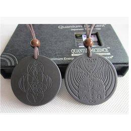 Wholesale Christmas Angels - Quantum Pendants Flying man flyman Necklace Scalar Energy Japan Philippine Jewelry