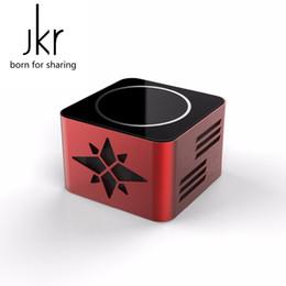 Wholesale Gesture Bluetooth Speakers - 2017 JKR newest KR-8100A Gesture control mode Bluetooth Speaker Portable Wireless Loudspeaker 3D Stereo Music Surround Handsfree TF AUX-in
