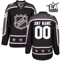 Wholesale Pacific Division All Star Premier Jersey Brent Burns Connor McDavid Martin Jones Johnny Gaudreau
