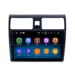 "Wholesale Car Gps Dvd Swift - 10.2"" Android 7.1 System Car DVD Radio For Suzuki Swif GPS Navi Touch Screen BT 4.0 WIFI 4G OBD DVR HDMI Output 2G+16G RAM Quad Core"