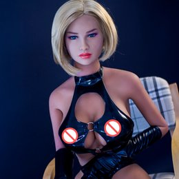 Wholesale Japan Realistic Sex Dolls - 165cm Factory price Customized Artificial Realistic Tan Skinny Sexy Japan Girl Full Silicone Love Sex Doll With Vagina Oral