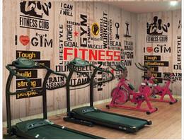 спортивные фотографии бесплатно Скидка 3D стена фрески обои, пользовательский фото фреска стены спортзала большой 3D гостиная обои 3D росписи обои Бесплатная доставка