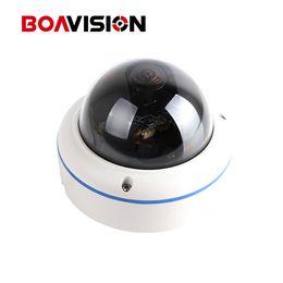 Wholesale Surveillance Camera Housing Outdoor - CCTV Surveillance Dome IP Camera 720P Outdoor POE Fisheye Lens Waterproof H.264 Metal Housing 120 Degree View Onvif IP Camera