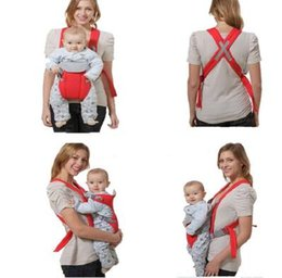 Wholesale Infant Newborn Baby Carrier Pouch - Good baby carriers infant sling Good Baby Toddler Newborn cradle pouch ring sling carrier winding stretch