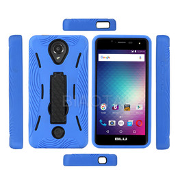 Wholesale Phone Mold - 2016 hot sale oem mobile phone case real phone mold smart phone robot case back cover for blu r1 hd