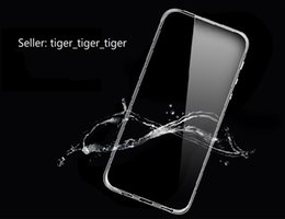 Wholesale Galaxy Goophone - Top Crystal Clear Soft Silicone Transparent TPU Case Cover for iPhone 7 7 Plus 6 6S Plus Galaxy S7 EDGE Goophone i7 Plus