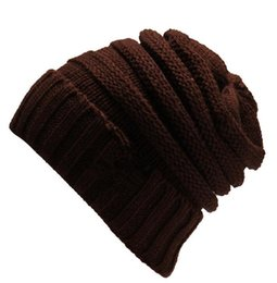 Wholesale United Yarn - Explosion models in Europe and the United States Europe and the United States outdoor winter and Autumn Winter Cap Hat