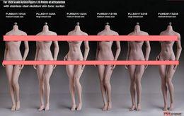 "Wholesale Phicen Seamless - TBLeague PHICEN 1 6 S18A S19B S20A S21B S22A S23B Super-Flexible Seamless Female Figure S-L Bust SUNTAN 12"" Action Figure Toys"