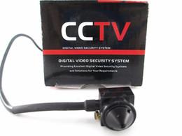 Wholesale Hidden Cctv Video Camera Dvr - 600TVL Spy Hidden Camera Mini Security car CCTV Camera DVR Audio Video Security PAL NTSC