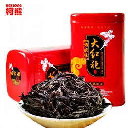 Wholesale Organic Package - C-HC016 Hot Sale Dahongpao Superior Oolong Tea Gift Package Chinese Organic Green To Loose Weight Dahongpao Black Tea