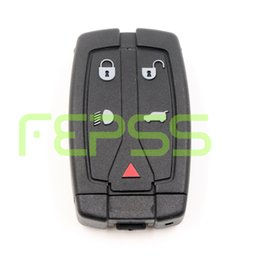 Wholesale land rover ids - New Smart Remote key Fob 5 Button for Land Rover LR2 315MHz FCC ID NT8TX9