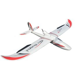 Wholesale Electric Airplane Kit - Wholesale-X-UAV Sky Surfer X8 1400mm Winspan FPV Aircraft Airplane KIT