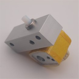 Wholesale Filament Extruder - MK10 Flexible upgraded extruder for Wanhao Extruder hotend kit for Flexible Filament nozzle 1.75mm