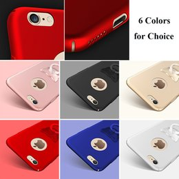 Wholesale Silver Plastic Rings - 6 Colors Finger Ring Grip Hook Holder Phone Shell Protect Case for iPhone 6   6S Cell Phone Accessories