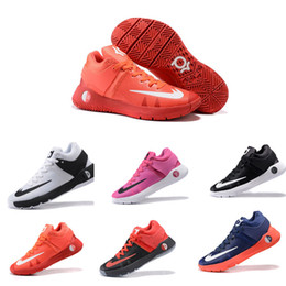 Wholesale Cheap Kd Free Shipping - free shipping new Kevin Durant man basketball shoes cheap top quality KD Trey 5 XDR sport shoes original athletic sneaker shoes