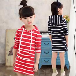 Wholesale Elegant Wholesale Clothing For Kids - Summer Dresses for Kids Gilr Dresses Clothes Princess Cute Vest Dress Fashion Children Girl Hoodies Elegant Printing Kids Clothing