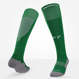 Wholesale Cheap Wholesale White Cups - Euro Cup Adult Soccer Sock 2016-17 Top Thai quality National team Football socks Absorb sweat thickened Stockings Cheap Men sports