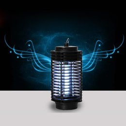Wholesale Electronic Insect Lamp - Electronic Indoor Insect Mosquito Fly Pest Bugs amp Zapper Killer Bug Insect Zapper Killer Control With Trap Lamp JU139