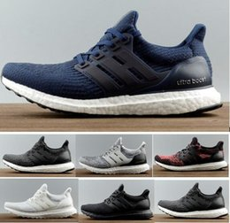 Wholesale Barefoot Trainers - New Ultra Boost Uncaged Women & Men Running Shoes Outdoor Barefoot Femme & Homme Trainer Walking Sneakers Size 36-45 Eur