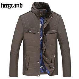 Wholesale Nordic Shorts - Wholesale- HEE GRAND 2017 New Men Winter Coats Short Slim Male Clothing Coat Parkas Winter Jackets Overcoats Nordic Style For Men MWM1528