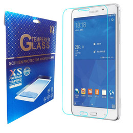 Wholesale Galaxy Tablet Screen Protector - For Galaxy Tab 4 A 9.7 S 10.1 S2 tablet Tempered Glass Screen Protector Film For Samsung 8.0 E