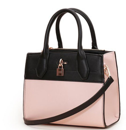 Wholesale Real Leather Totes - brand real leather message bag lady real leather handbag brand message bag