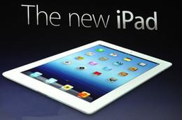 """Tabelle di porcellana 32gb online-IPad 3 ricondizionato Apple iPad versione originale wifi 16 GB 32 GB 64 GB Wifi iPad3 Tablet PC 9.7 """"IOS compresse ricondizionati Cina all'ingrosso DHL"""