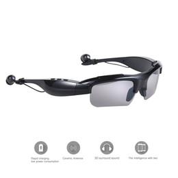 La más nueva edición de Bluetooth V4.1 Gafas de sol Auriculares Deportes Estéreo Sunglass Auriculares con manos libres Respuesta de música Reproductor de Mp3 desde fabricantes