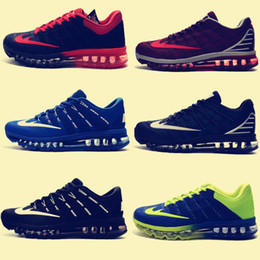 Wholesale Top Shoes For Baby - 13 Color New Style Maxes 2016 II Nanotechnology KPU Running Shoes For Men Top Quality Comfortable Max Shoes Sport Baby, Kids shoes