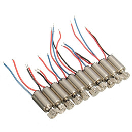 Вибрационный двигатель телефона онлайн-Лучшая цена 10x 4X8MM DC 1.5-3V микро сотовый телефон Coreless вибратор двигателя вибрации для высокого качества