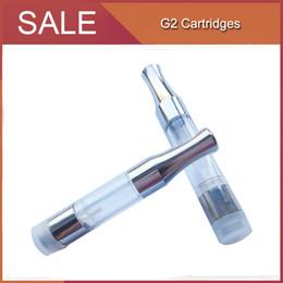Laser de depilação on-line-O metal do cromo do cartucho G2 derruba o tubo plástico do produto comestível 0.3ml 0.5ml o laser da cera do filtro 0.8ml G2 Cartucho do metal CE3