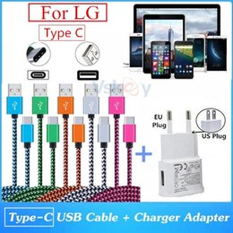 Wholesale Nexus Wall Charger - High Quality 2.0A USB Wall Charger Adapter + USB Type C Cable For LG G6 G5 V20 LG NEXUS 5X Oneplus Data Cable