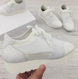 Wholesale Nude Shoe Black Point - New Arrival Race Runner Men's Sneakers Breathtable Mesh Shoes BL Arena Walking Casual Shoes,Fashion Women Kanye West Trainers 35-46