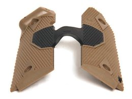 Wholesale Red Laser For Pistol - Tactica Red Dot Laser Grip Lasergrip For 1911 Pistol