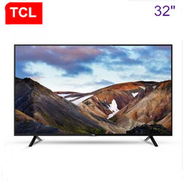 Wholesale Videos Free - TCL 32-inch LED ultra-intelligent network television synchronization courtyard massive video resources HD TV hot new TV free shipping.