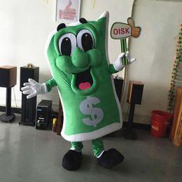 Wholesale Mascot Anime - OISK MASCOT CITY Billy Buck money cash mascot costume custom fancy costume theme mascotte anime fancy dress carnival costume