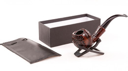 tubos de tabaco de metal de acrílico cigarrillo retro tubos de fumar de color de madera pantalla Stand bolsa de estantería paquete de regalo de color de madera tubo de hierba doblada desde fabricantes