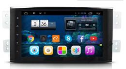 Wholesale Navi Gps Kia - 9 inch Android 6.0 Quad core Car Dvd Gps Navi Audio for Kia Borrego Mohave 2008-2015 HD1024*600 OBD 1GB 16GB 3G 4G WIFI SWC