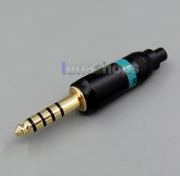 Wholesale Vga Hdmi Diy - DIY 4.4mm Headphone Earphone Adapter For Sony PHA-2A TA-ZH1ES NW-WM1Z NW-WM1A AMP Player
