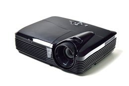 Wholesale data show - Wholesale-ATCO 300inch 5500ANSI Bright Office Full HD 1080P Video Outdoor Data Show Rear DLP 3D Projector Daylight HD Beamer Proyector