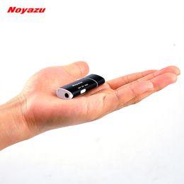 Wholesale Usb Spy Digital - NOYAZU V17 16GB Spy USB Disk Digital Voice Recorder Pen Mini Dictaphone WAV Audio Recorder