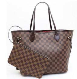 Wholesale Dresses Single Shoulder - 2017 New Fashion Women's handbags designer famous brand women Composite bags genuine ladies tote Bag shopping bag