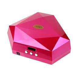 Wholesale Cheap Gel Nail Sets - Cheap Dryers Newest 60W 30pcs UVLED Nail Dryer Curing All Gel Nail Polish Timer can be set